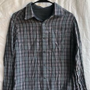 Merrell Flannel Button Down
